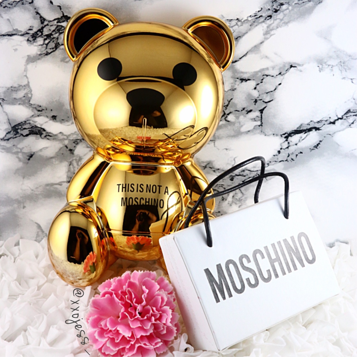 Is It Worth It Let Me Work It Moschino X Sephora Bear Eyeshadow